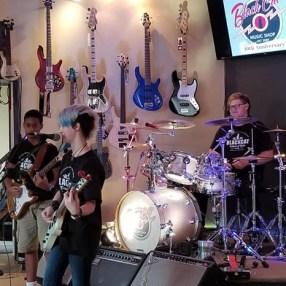 BlackCat School of Rock!