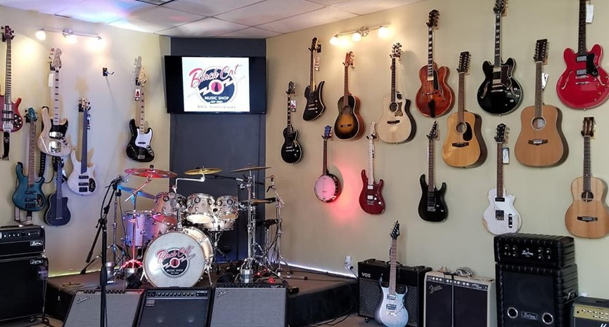 Happy 10th Anniversary Black Cat Music Shop