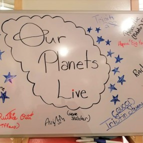 Our Planets Live